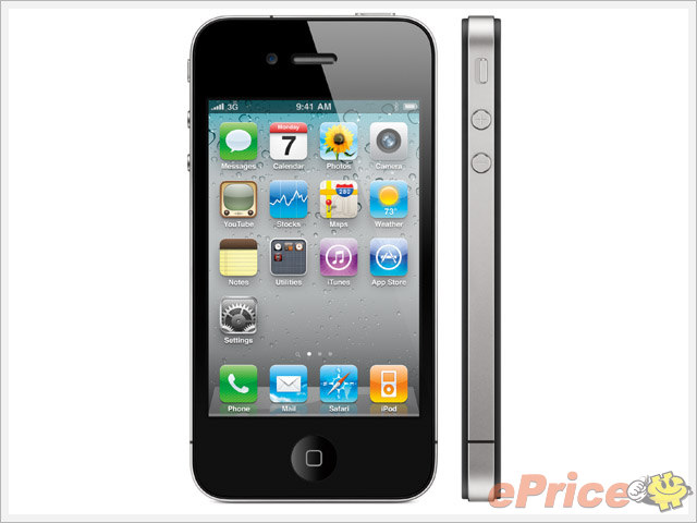 Apple iPhone 4 8GB 介紹圖片