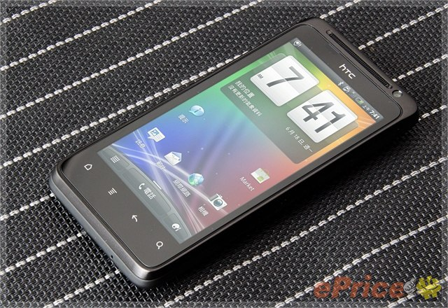 HTC EVO Design 介紹圖片