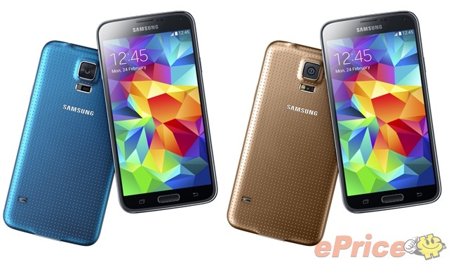 Samsung Galaxy S5 16GB 介紹圖片