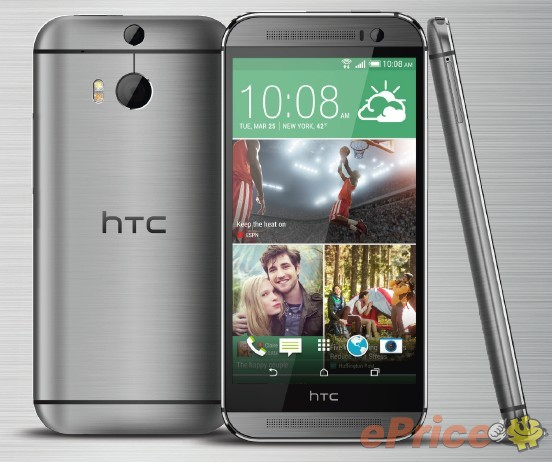 HTC One M8 32GB 介紹圖片