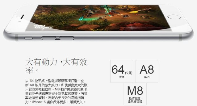 iPhone 6 與 iPhone 6 Plus 正式發布! - 6