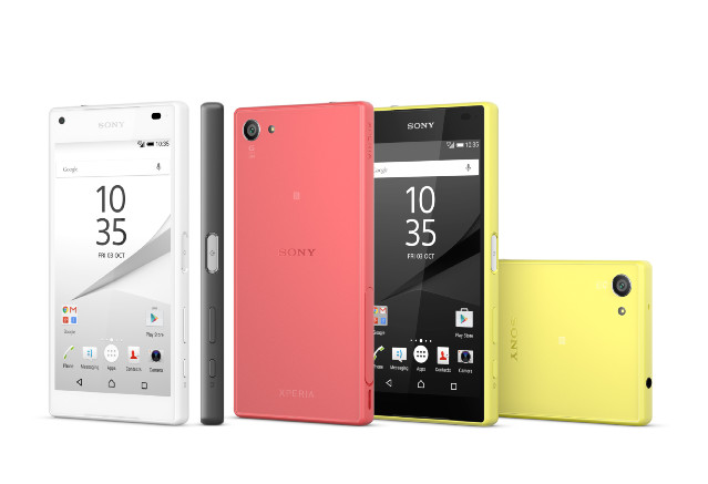 SONY Xperia Z5 Compact 介紹圖片