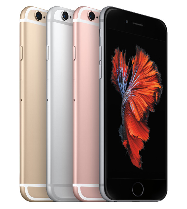 Apple iPhone 6s 128GB 介紹圖片