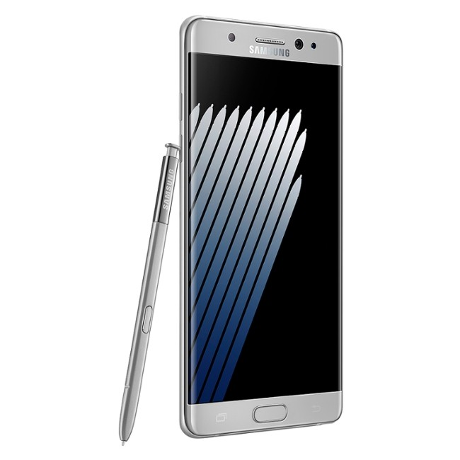 Samsung Galaxy Note 7 介紹圖片