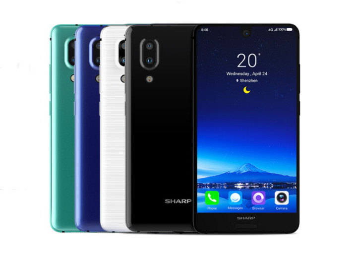 SHARP AQUOS S2 (高配版) 介紹圖片