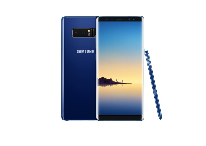 Samsung Galaxy Note 8 介紹圖片