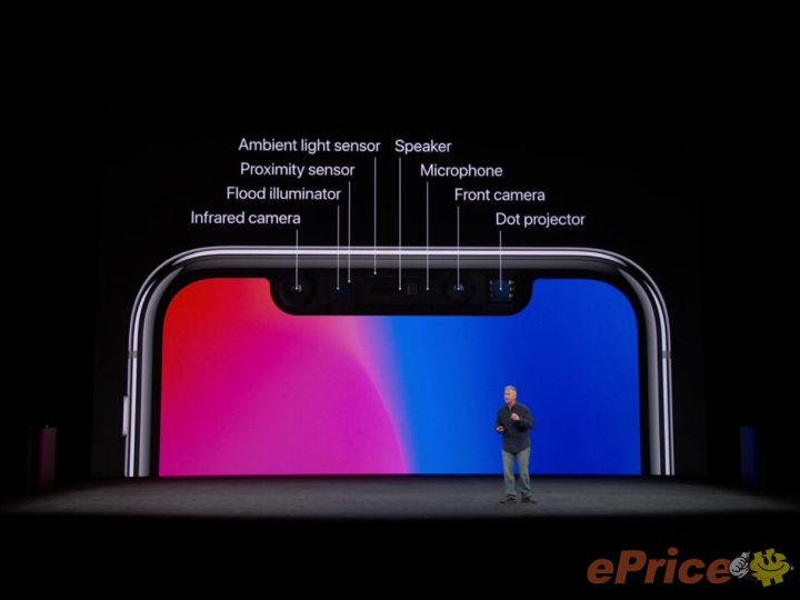 Apple iPhone X (256GB) 介紹圖片