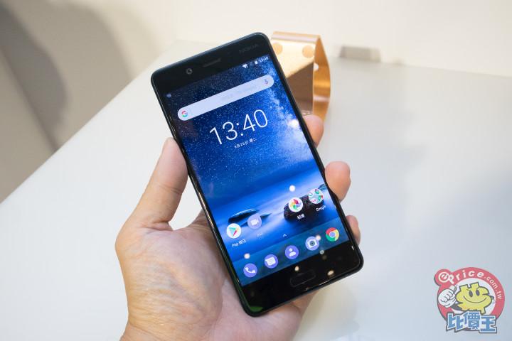 2017 年推出的四款 Nokia 手機,將可延長安全性更新至 2020 年