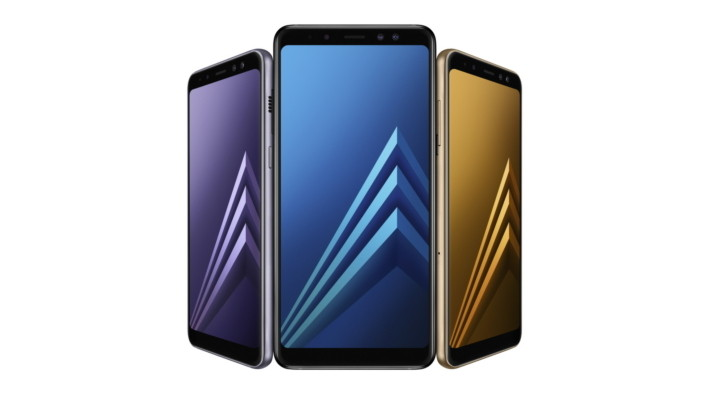 Samsung Galaxy A8 (2018) 32GB 介紹圖片