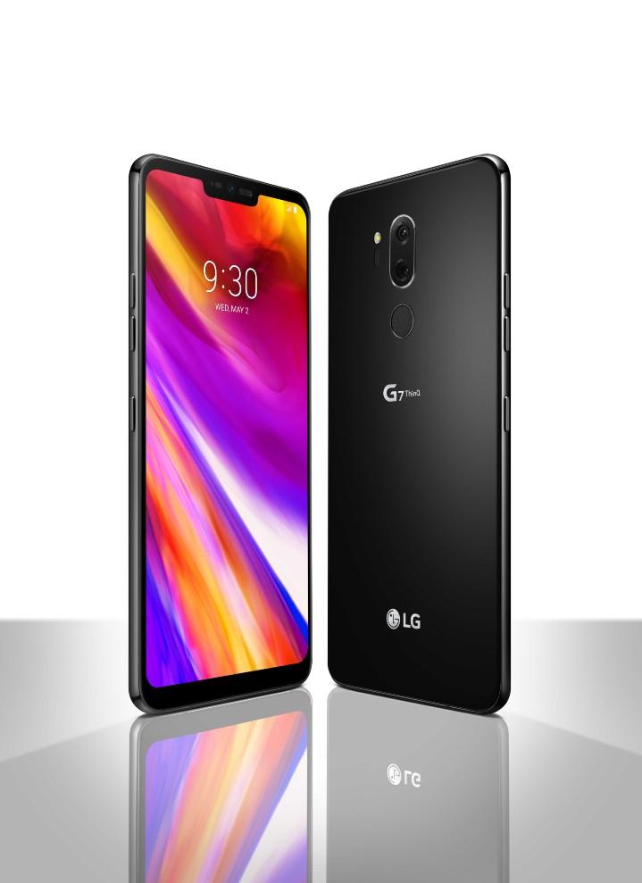 LG G7+ ThinQ 介紹圖片