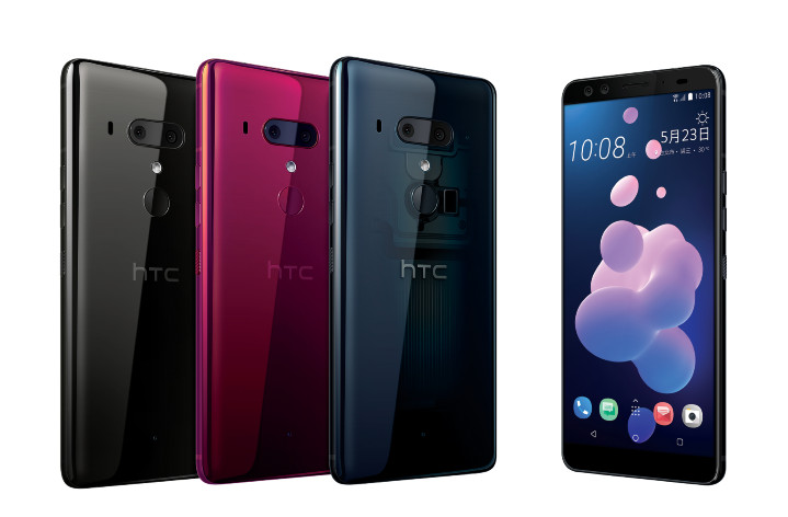 HTC U12+ (64GB) 介紹圖片