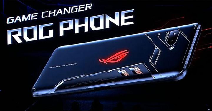 ASUS ROG Phone (ZS600KL) 8GB/128GB 介紹圖片