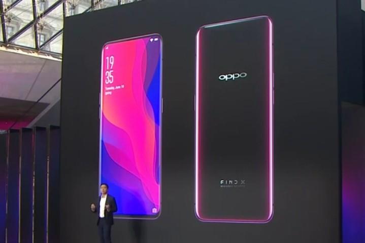 OPPO Find X 超級閃充版 介紹圖片