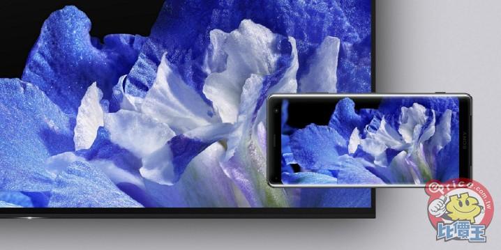 Xperia XZ3首度搭載6吋18比9 QHD+ HDR OLED螢幕,來自Sony獲獎無數的BRAVIA_ OLED電視科技,讓黑色更純粹深..._1.jpg
