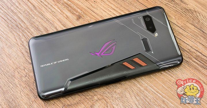 512GB 先推、搭全配包售價破六萬!華碩 ROG Phone 將於 9 月 20 日開預購、9 月底到貨 - 1