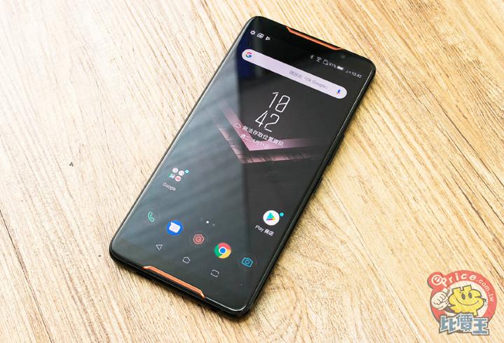 512GB 先推、搭全配包售價破六萬!華碩 ROG Phone 將於 9 月 20 日開預購、9 月底到貨
