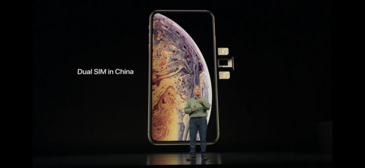 Apple iPhone XS (64GB) 介紹圖片
