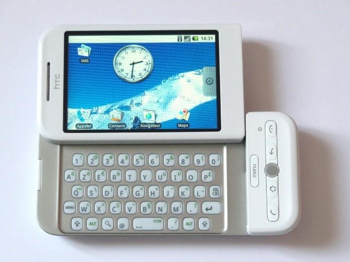 勾起多少回憶!全球首部 Android 手機 HTC Dream 發表 10 週年 - 5