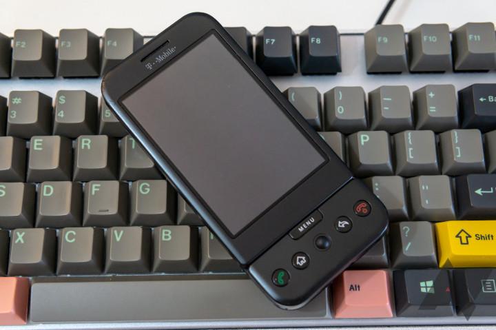 勾起多少回憶!全球首部 Android 手機 HTC Dream 發表 10 週年 - 4