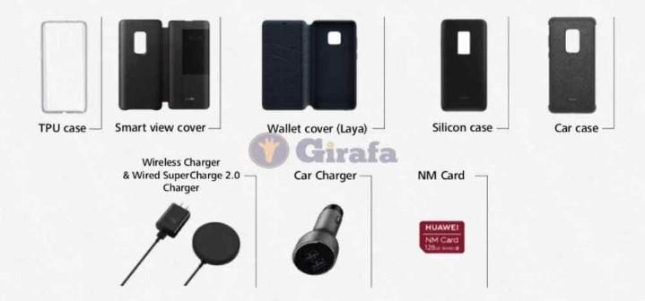 華為 Mate 20 Pro 主打特色曝光:電池更大、充電更快、可透過聲音解鎖、支援記憶卡擴充
