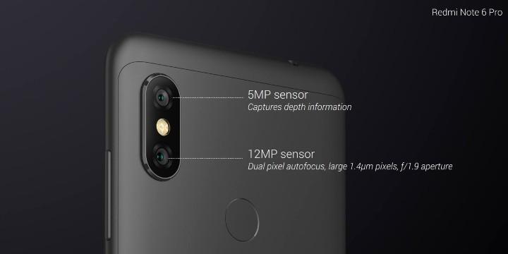 Xiaomi 紅米 Note 6 Pro (3GB+32GB) 介紹圖片