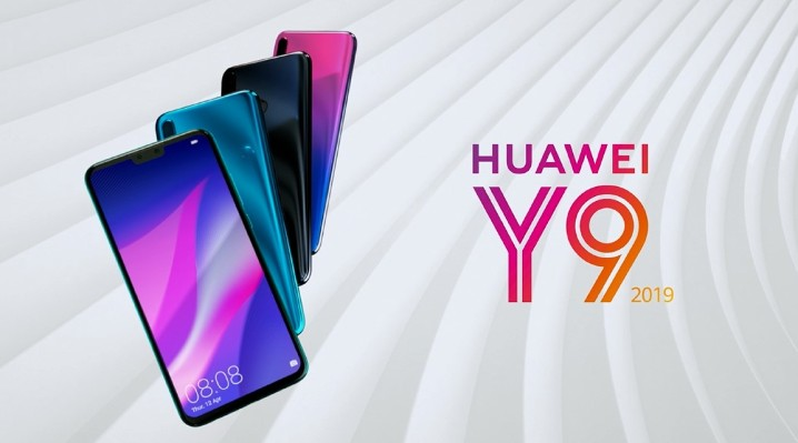 HUAWEI Y9 (2019) 介紹圖片