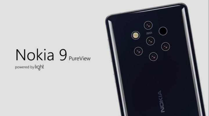PureView 回歸確定!Nokia 9 為諾基亞重奪照相旗艦霸主的領頭先鋒