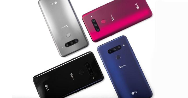 LG:V50 台灣上市計畫評估中,下半年還是會有 V 系手機 - 1