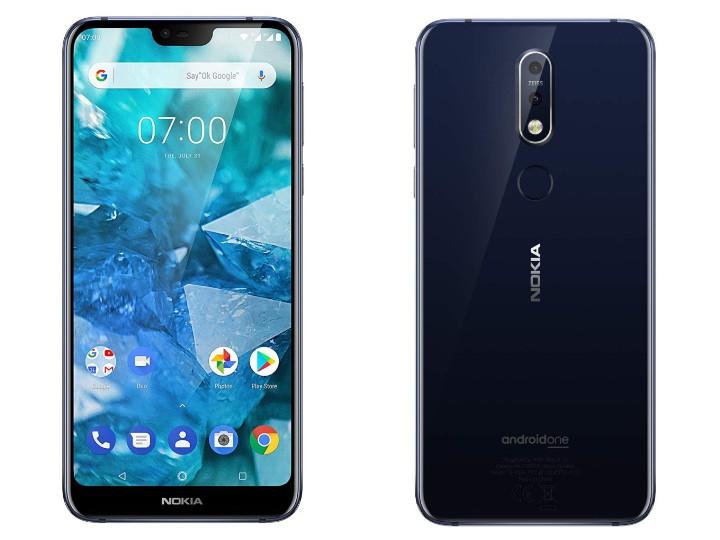 Nokia 7.1 介紹圖片