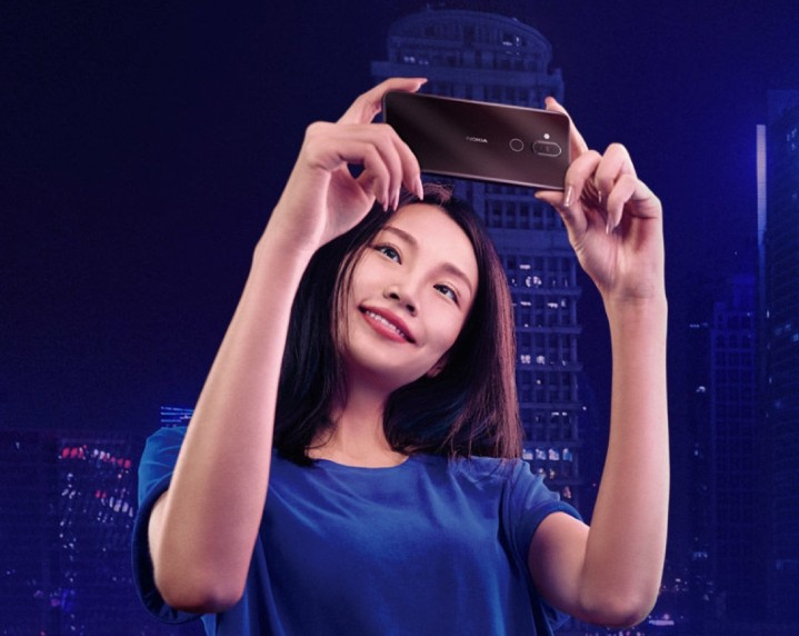 Nokia 8.1 介紹圖片