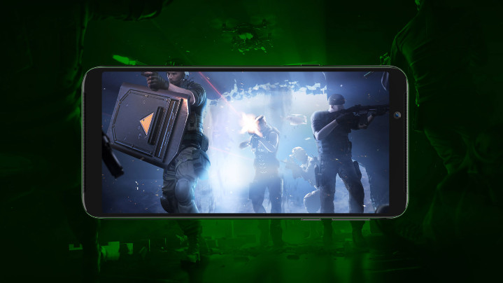 Xiaomi 黑鯊遊戲手機 Helo 介紹圖片
