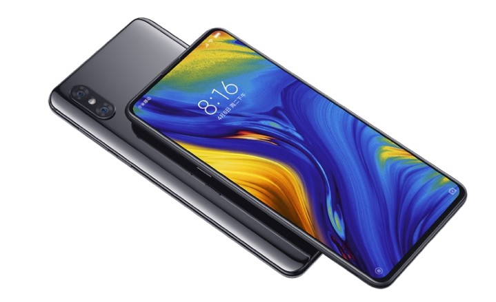 Xiaomi MIX 3 介紹圖片
