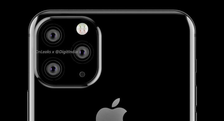 新的 iPhone XI / iPhone 11 可能真的會是三角排列鏡頭?