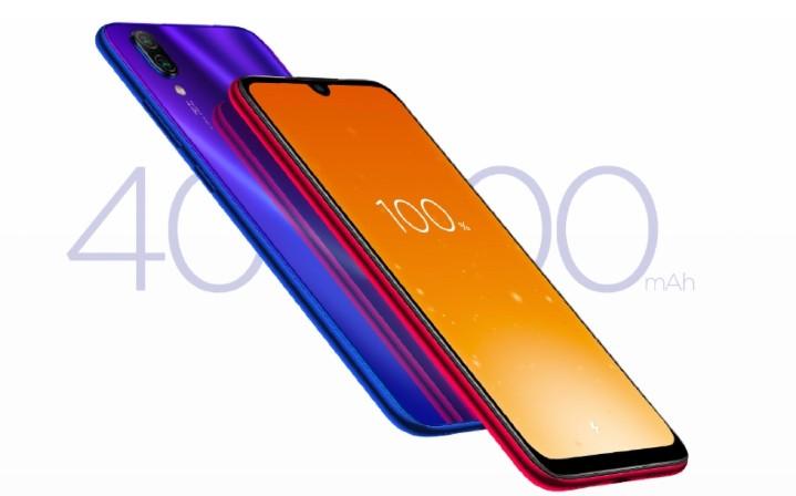 Xiaomi 紅米 Note 7 介紹圖片