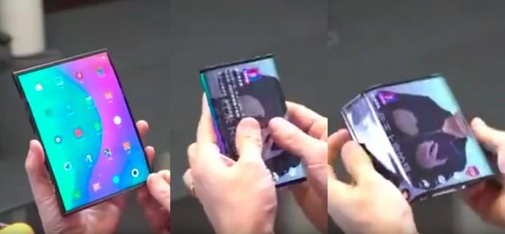 支援 5G、MWC 2019 發表,華為正式宣告將加入螢幕可摺疊機大戰