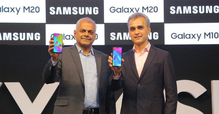 三星 Galaxy M20s 可能將具備 5830 mAh 超大容量電池