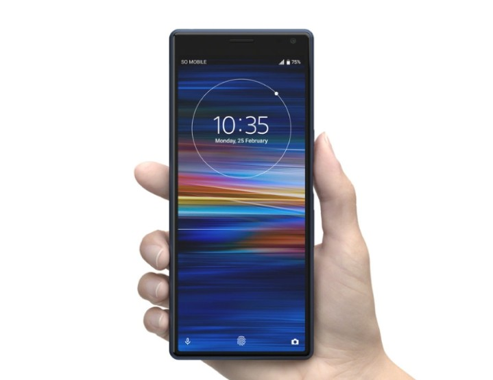 SONY Xperia 10 Plus 介紹圖片
