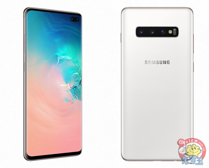 Samsung Galaxy S10+ (8GB/128GB) 介紹圖片