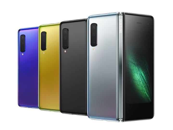 台灣確定會賣,三星 Galaxy Fold 摺疊螢幕機 4/25 將登台亮相