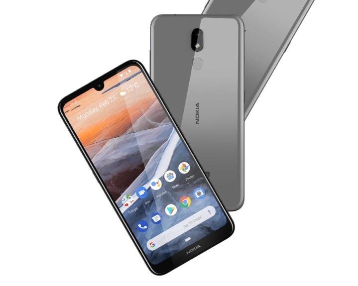Nokia 3.2 介紹圖片