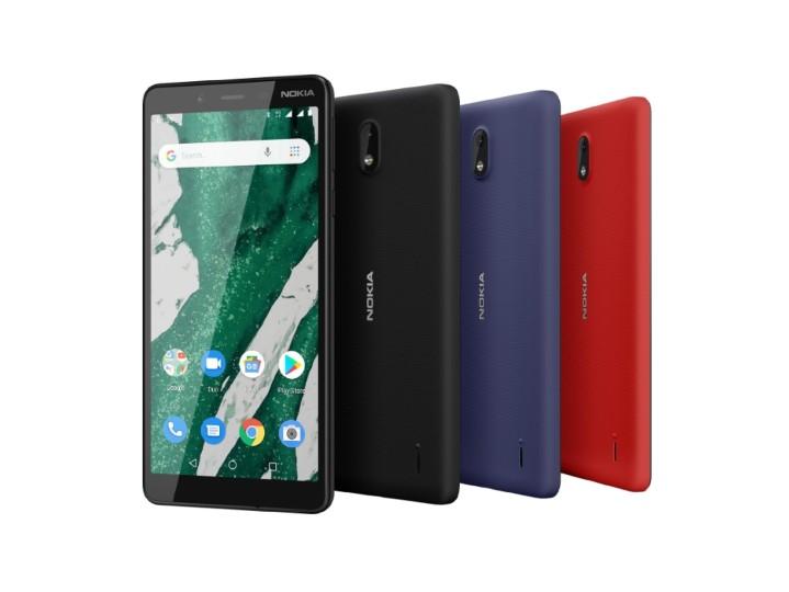 Nokia 1 Plus 介紹圖片