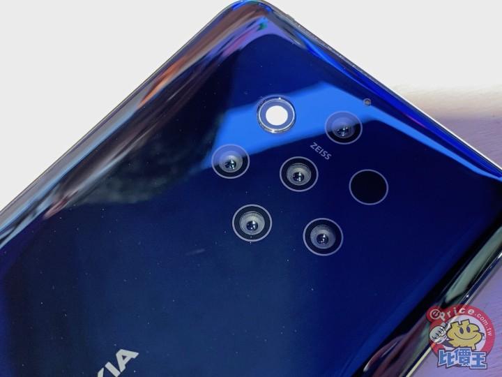 不到台幣兩萬元,Nokia 9 PureView 香港售價先行出爐