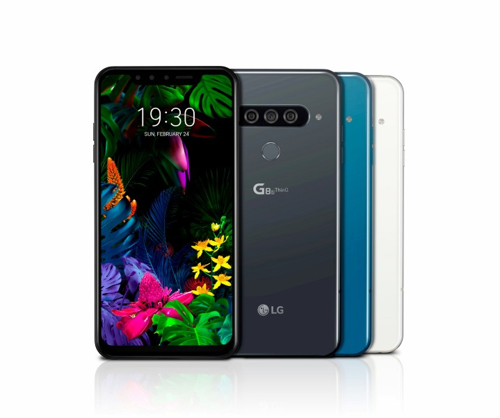 LG G8S ThinQ 介紹圖片