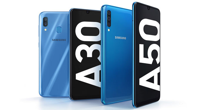 Samsung Galaxy A50 介紹圖片
