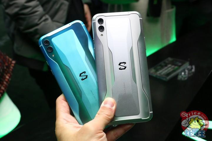 黑鯊 CEO 吳世敏:今年拼 5G 手機,台灣手遊市場成熟
