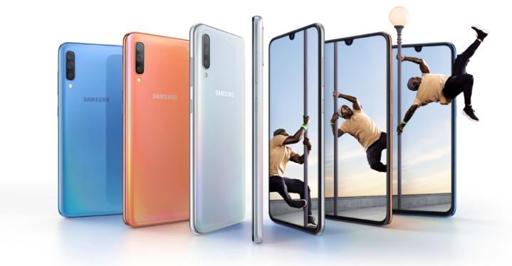 Samsung Galaxy A70 介紹圖片