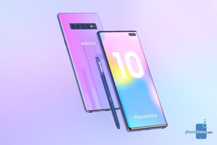 三星 Note 10 傳聞將有 5G 與 LTE 版本共四個型號 - 1