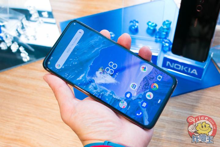 Nokia X71 介紹圖片