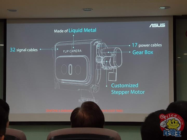 ASUS ZenFone 6 (ZS630KL) 三十周年限定版 12GB/512GB 介紹圖片