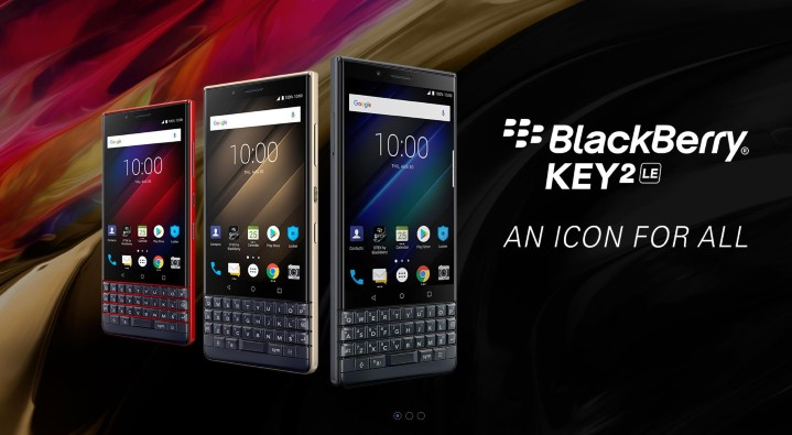 BlackBerry KEY2 LE 介紹圖片